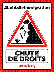 CHUTE DES DROITS